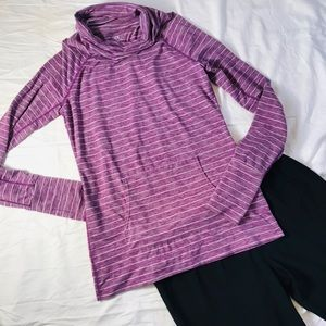GAP Fit Cowl Neck Top
